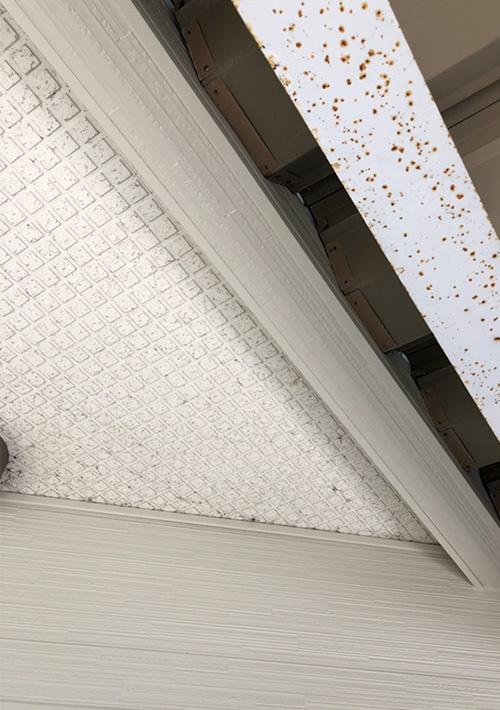 金属サイディング重ね張り 屋根塗装 施工後5
