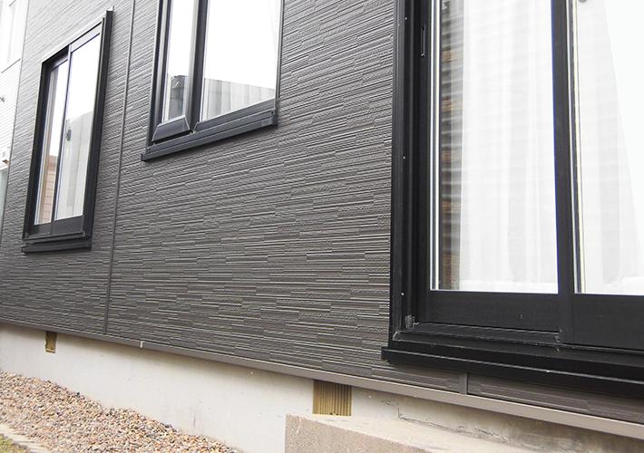 青森市 金属サイディング重ね張り・屋根塗装工事 施工事例5