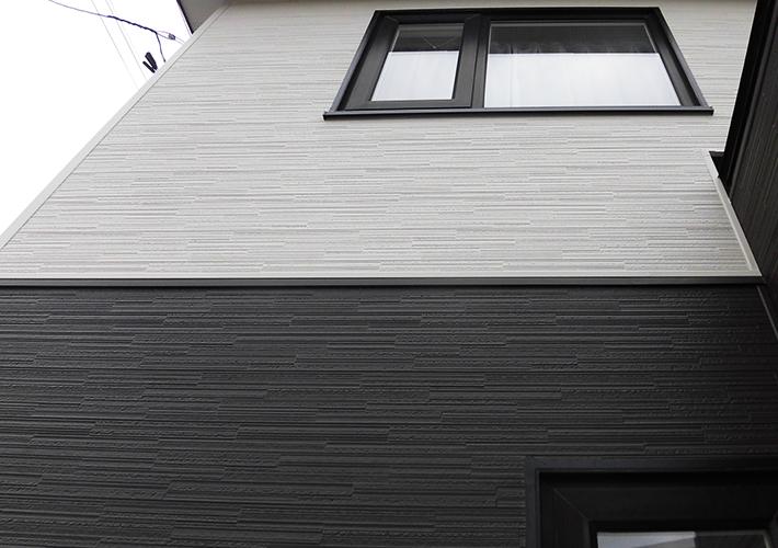 青森市 金属サイディング重ね張り・屋根塗装工事 施工事例6